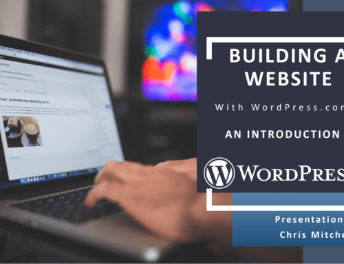 Build a free WordPress.Com Website – A central online hub for you