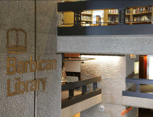Open Readings – In Partnership with the Barbican Library