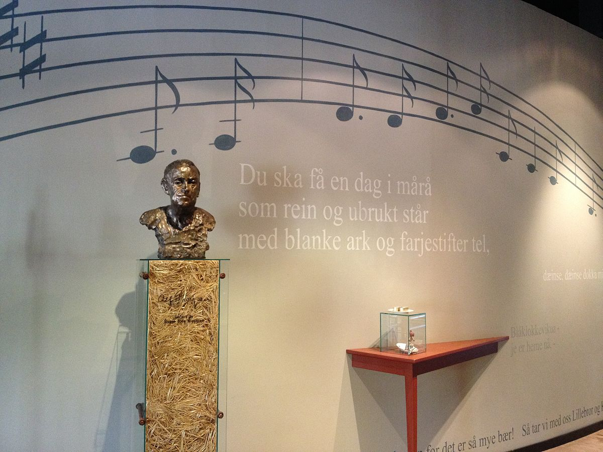 Exhibit at Prøysenhuset