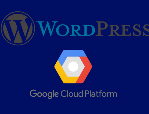 Build a free WordPress website – Using Google Cloud Hosting