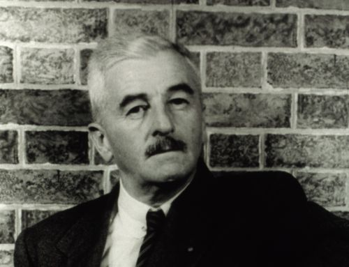 William Faulkner – A great piece of advice for writers – Get reading and get writing