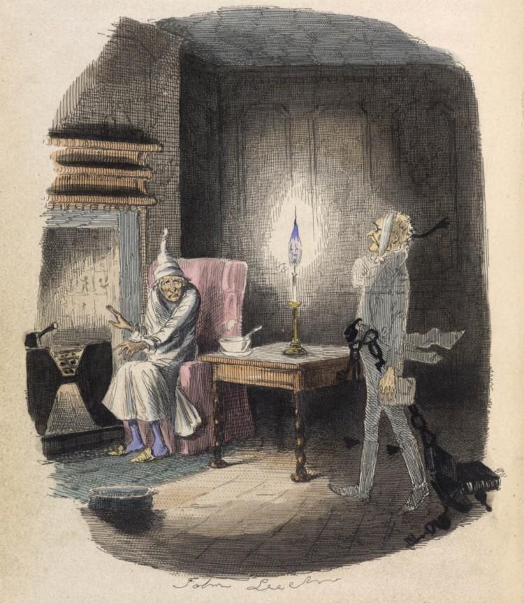 Christmas Carol - Ghost Story