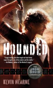 Kevin Hearne's Hounded