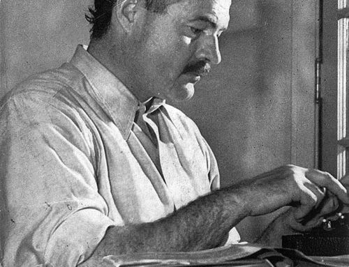 Ernest Hemingway and his Writing style