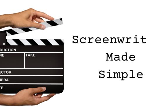 Screenwriting Made Simple: a Creative Writing DEEP DIVE