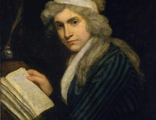 The life of Mary Wollstonecraft