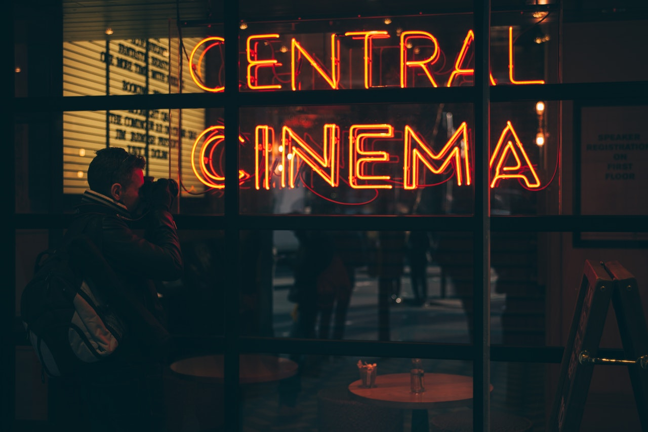 Death of the cinema